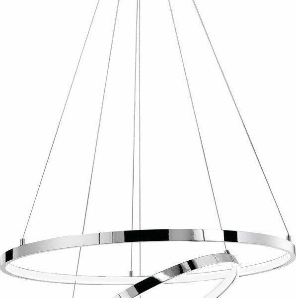 Led dimmable πολύφωτο σαλονιού κρεμαστό  - ρυθμιζόμενο σχήμα  - Aria - Nova Luce