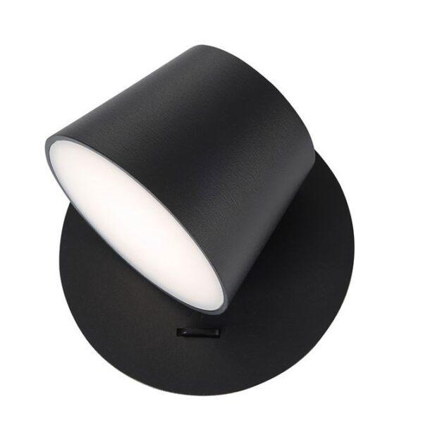 Spot led τοίχου - αλουμίνιο - adjustable - Amadeo - Nova Luce