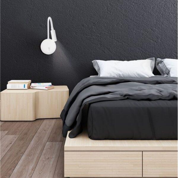 Spot led τοίχου - αλουμίνιο - adjustable - Jaco - Nova Luce