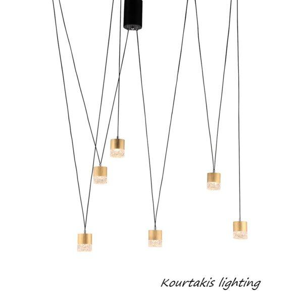 led φωτιστικό μεταλλικό μοντέρνο κρεμαστό_αλουμίνιο_luma