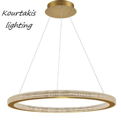 Φωτιστικό led κρεμαστo-Nova luce-fiore 9285810