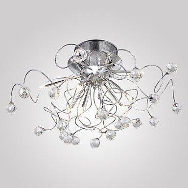 Φωτιστικά Οροφής Mε Kρύσταλλο