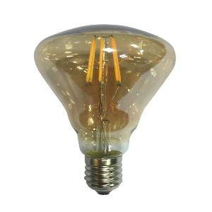 Led Λάμπα Ε27 6Watt Amber Soho 590Lumen Θερμό Λευκό 2700Κ Ντιμαριζόμενη
