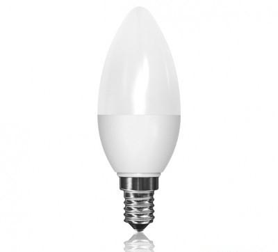 Led Λάμπα Ε14 2Watt Κεράκι Candle Value 200Lumen Ψυχρό Λευκό 6400Κ