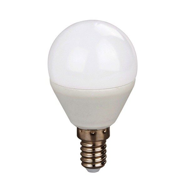 Led Λάμπα Ε14 3Watt Σφαιρική Ball Value Plus 245Lumen Ψυχρό Λευκό 6000Κ