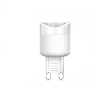 Led Λάμπα G9 2.5Watt High Power 230Lumen Θερμό Λευκό 2700Κ