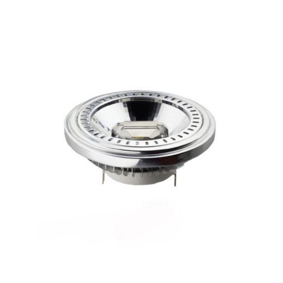 Led Λάμπα AR111 15Watt Double COB Reflector G53 730±5%Lumen Θερμό Λευκό 2700Κ