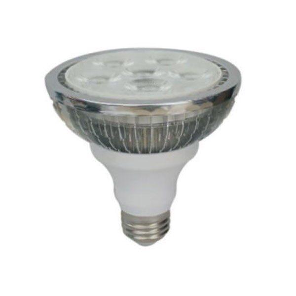 Led Λάμπα PAR30 12Watt E27 High Power 930±5%Lumen Ψυχρό Λευκό 6500Κ Ντιμαριζόμενη