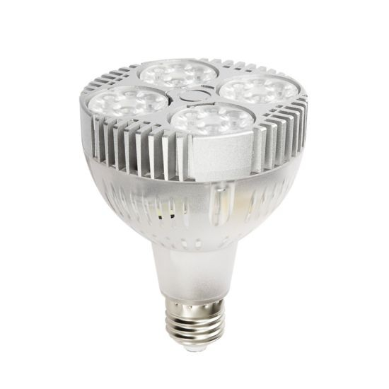 Led Λάμπα PAR30 35Watt High Power E27 2200Lumen Θερμό Λευκό 3000Κ
