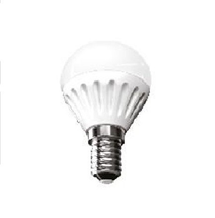 Led Λάμπα Ε14 3.5Watt Σφαιρική Ball Value Plus 280Lumen Θερμό Λευκό 3000Κ