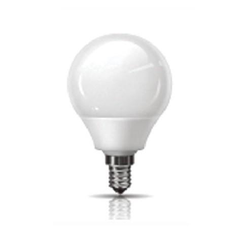 Led Λάμπα Ε14 2Watt Σφαιρική Ball Value 180Lumen Θερμό Λευκό 3000K