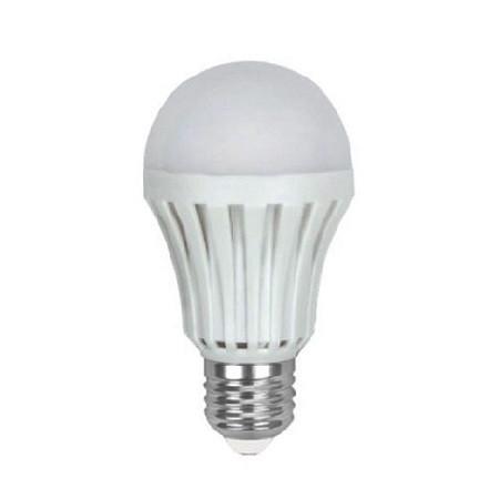 Led Λάμπα E27 7Watt Smart 580Lumen Φυσικό Λευκό 4000Κ Ασφαλείας 3 Ωρών
