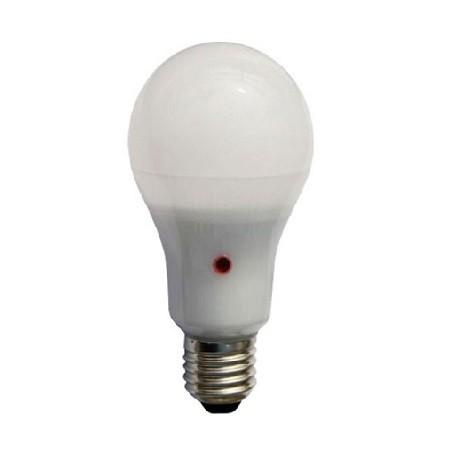 Led Λάμπα E27 10Watt Smart 950Lumen Ψυχρό Λευκό 6000Κ Με Φωτοκύτταρο Μέρας - Νύχτας
