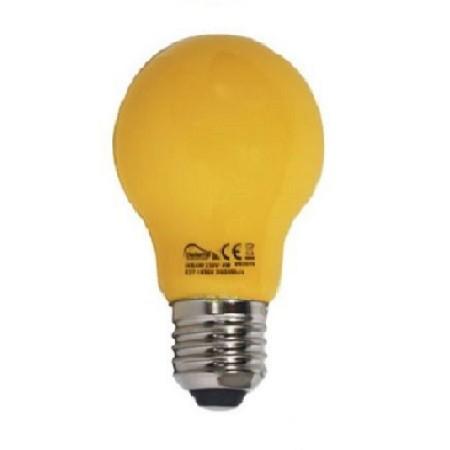 Led Λάμπα E27 4Watt Smart 220Lumen Θερμό Λευκό 1850Κ Εντομοαπωθητική