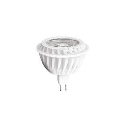 Led Λάμπα MR16 6.5Watt Στενής Δέσμης COB 410Lumen Θερμό Λευκό 3000Κ