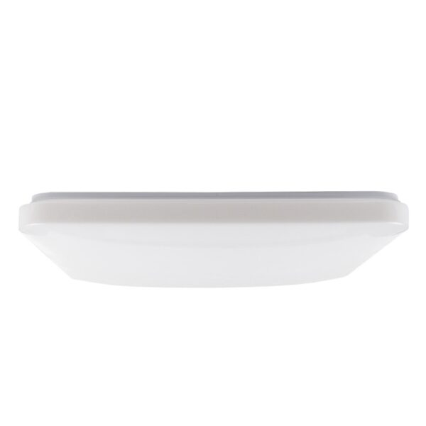 ACA Lighting LED Πλαφονιέρα Οροφής Μοντέρνα από Plexiglass Λευκή