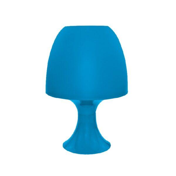 ACA Lighting Μοντέρνο Φωτιστικό Επιτραπέζιο Πλαστικό σε Μεγάλη Ποικιλία Χρωμάτων
